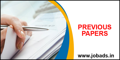 CMDA Chennai Jr Assistant Previous Papers