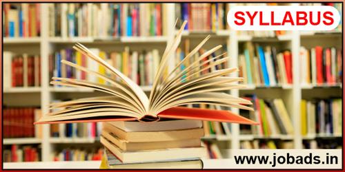 SBI SCO Syllabus