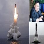 submarine missile