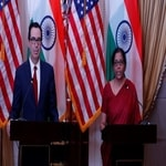 india us finance meet
