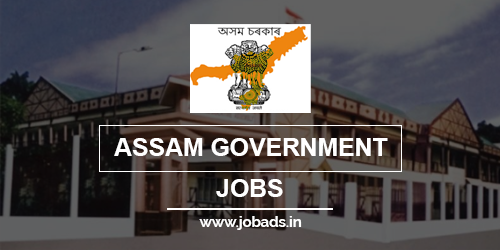 assam gov jobs 2021 - jobads.in
