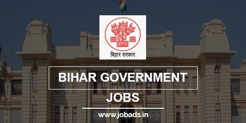 bihar Govt jobs 2021 - jobads.in