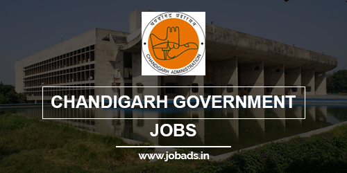chandigarh govt jobs 2021 - jobads.in