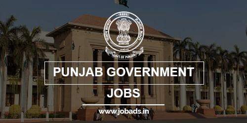 Punjab govt jobs 2021 - jobads