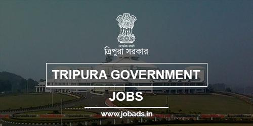 tripura govt jobs 2021 - jobads.in