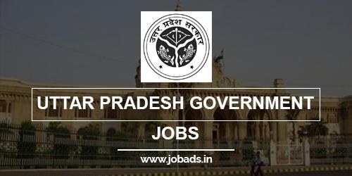 uttar pradesh govt jobs 2021 - jobads